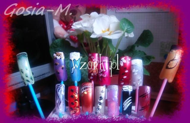 Moja kolekcja z kursu:)