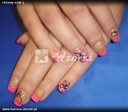 różowy szał :)