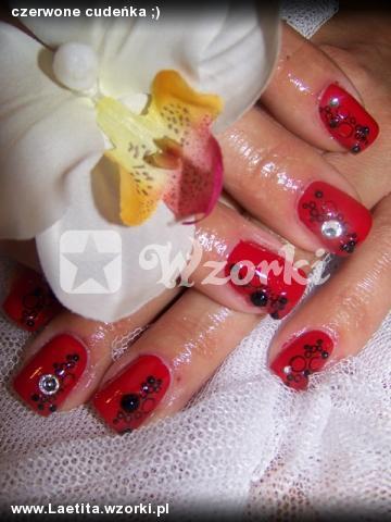czerwone cudeńka ;)