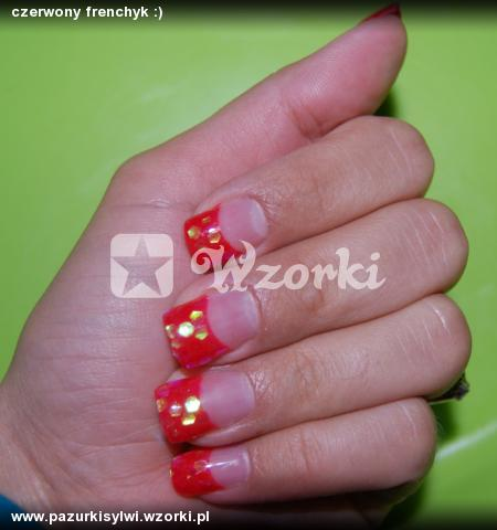 czerwony frenchyk :)