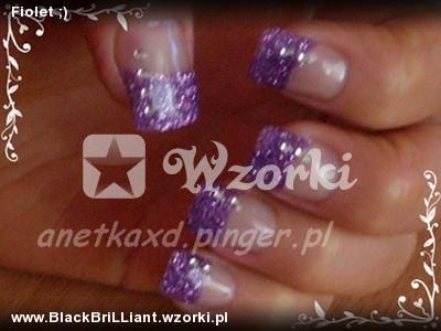 Fiolet ;)